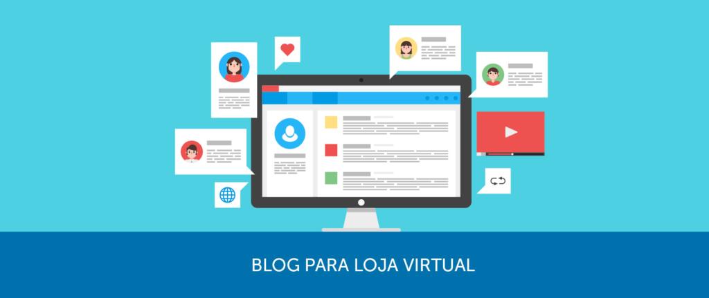 Blog para Loja Virtual